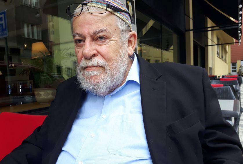 A écouter aussi dans notre reportage : Karol Sidon, Grand rabbin de Prague de 1992 à 2014