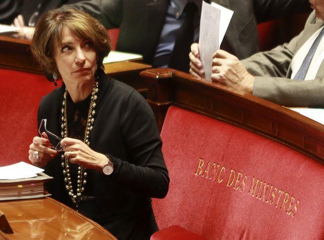 Marisol Touraine, le 8 novembre 2016, à l'Assemblée nationale.