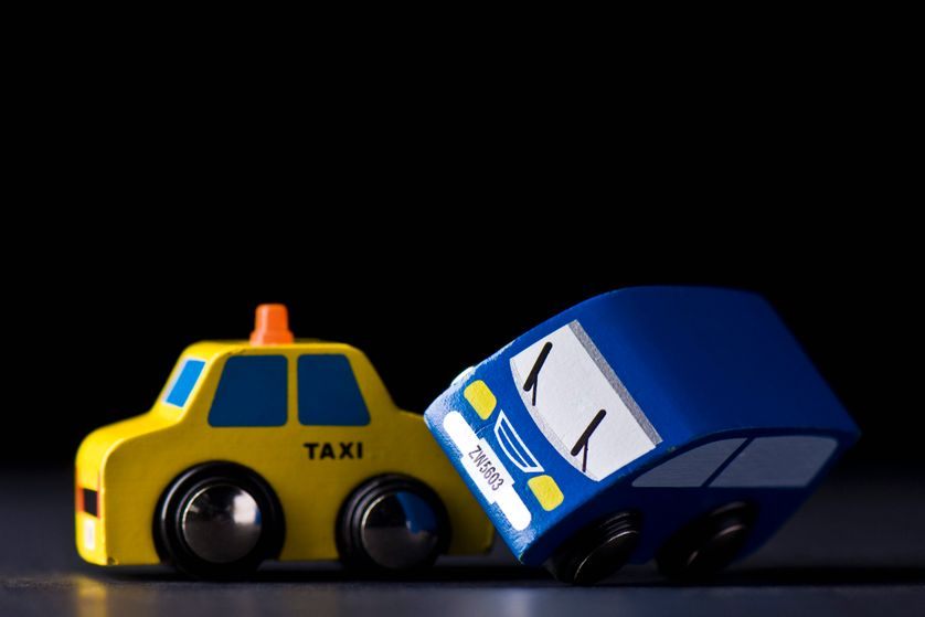 Un épisode sur la route, avec des chemins, des accidents et des bifurcations.