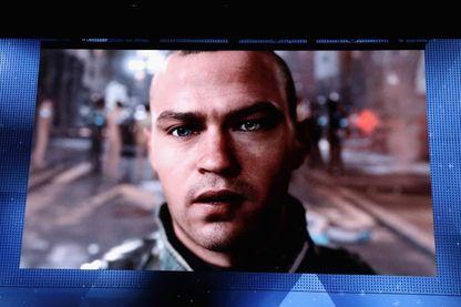 """Capture d'écran de """"Detroit: Become Human"""""""