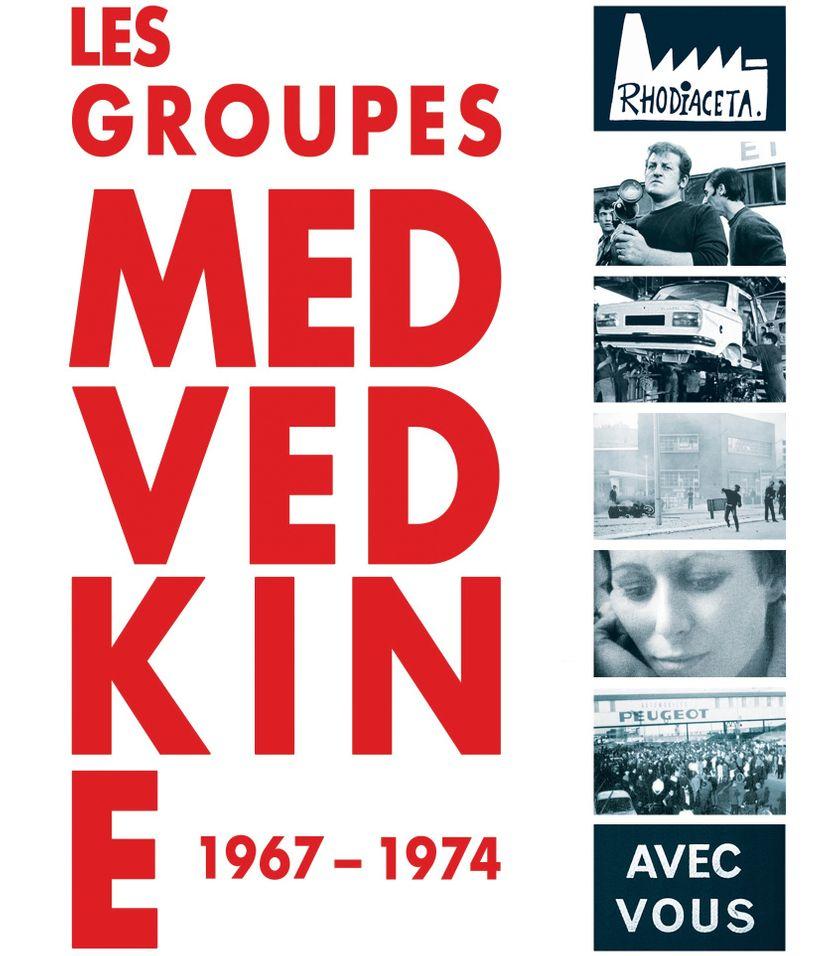 Les Groupes Medvedkine, coffret dvd - Les Mutins de Pangée & Iskra