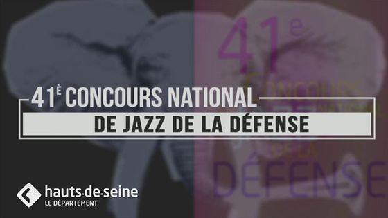 Concours de jazz de la Défense