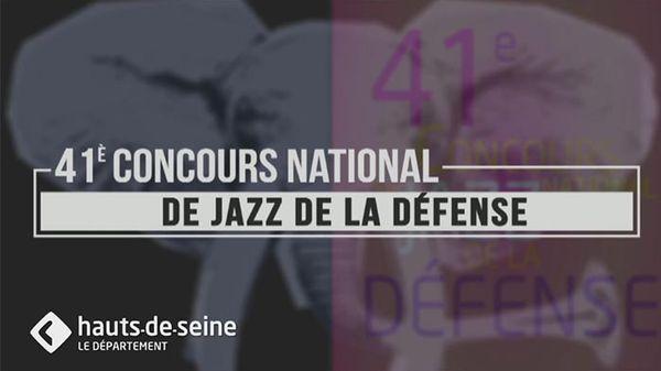 Jazz Culture : 41ème concours national de jazz de la Défense