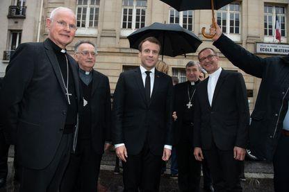 """Un """"lien abîmé"""" entre l'Église catholique et l'État ?"""