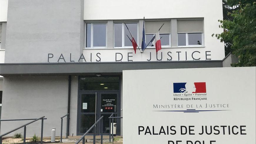 Le palais de justice de Dole