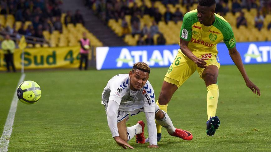 Kenny Lala et les Strasbourgeois ont trébuché à Nantes.