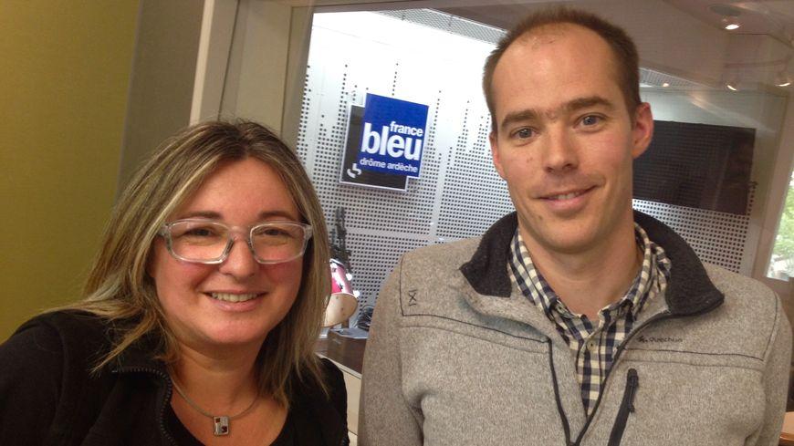 Marielle Brunetto et Pierre Mayade