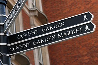 Covent Garden un lieu toujours en ébullition