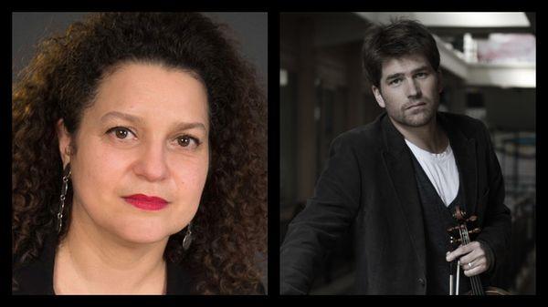 Nathalie Rappaport, directrice du Festival de Saint-Denis / Nicolas Dautricourt enregistre les Sonates de Bach