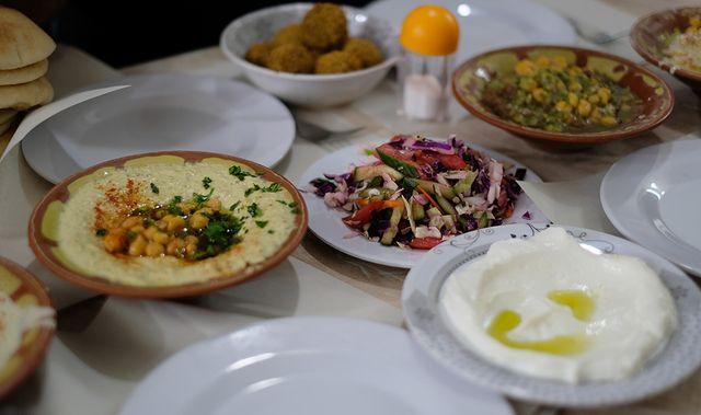 Restaurant Abu Shukri