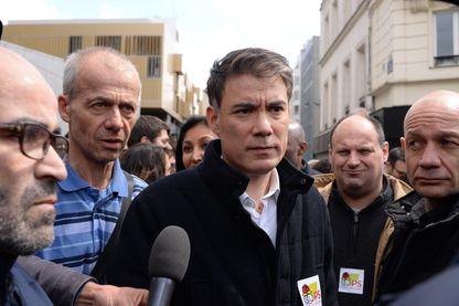 Le premier secrétaire du Parti socialiste, député PS de Seine-et-Marne, est l'invité de France Inter