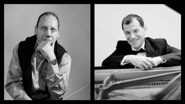Les 25 ans de l'O.C.U.P. avec son chef Carlos Dourthé / Jeff Cohen fait revivre un siècle de mélodies françaises