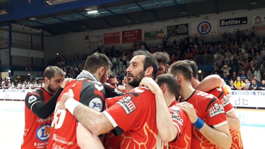 Les Vikings du Caen Handball peuvent montrer l'exemple et décrocher leur maintien contre Créteil