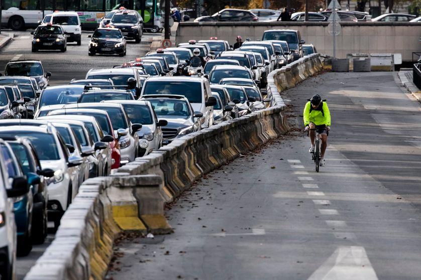 Pourquoi y a-t-il les français utilisent si peu leur vélo au quotidien ?