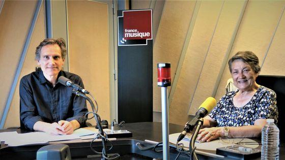 """France Musique, studio 152... Philippe Venturini & Bernadette Lespinard """"Les passions du choeur. La musique chorale et ses pratiques en France 1800-1950"""" Éditions Fayard"""