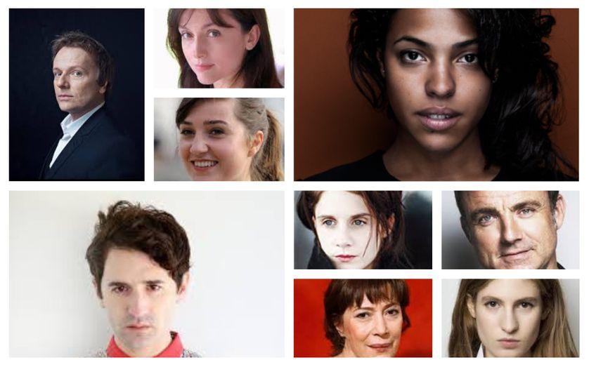 Comédiens : L. Stocker, M. Abascal, N. Meurisse, Z. Hanrot, N. Maury, J. Chemla, E. Savin, A. Alvaro, A. Bonitzer