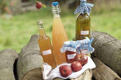 Pommes et cidres