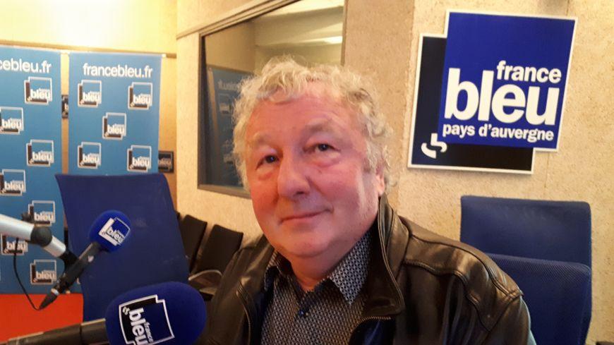 Christian Pommier, président de la fédération Auvergne de l'Hôtellerie de plein air