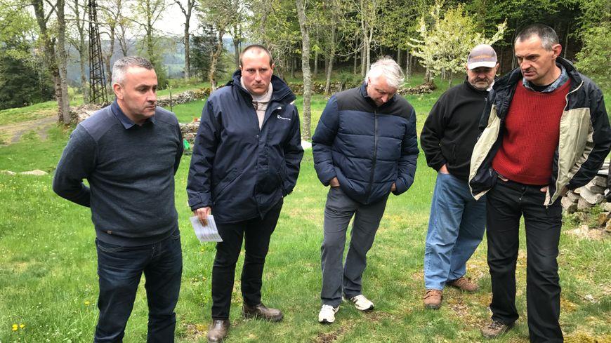 Des agriculteurs de Haute-Loire qui luttent contre les sangliers