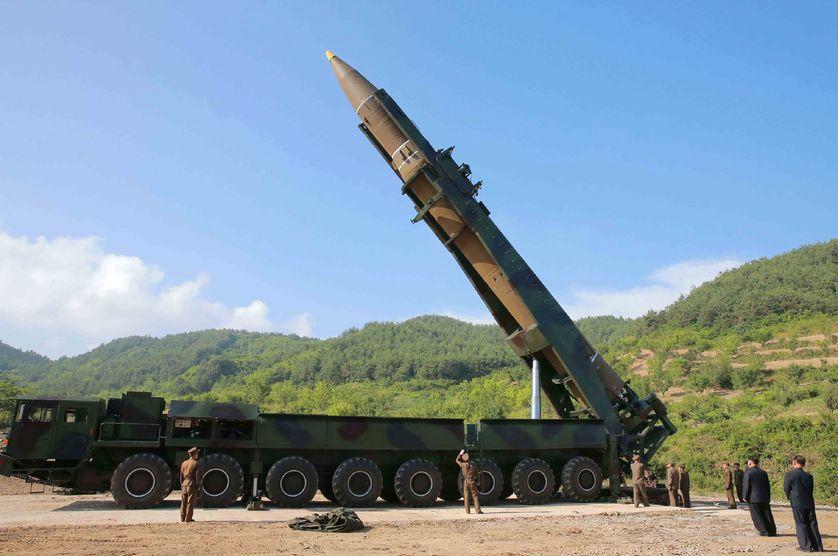 Le régime de Pyongyang a annoncé, le 4 juillet 2017, avoir procédé au premier test d'un missile balistique intercontinental de son histoire capable de frapper les terres étatsuniennes en Alaska.