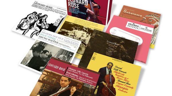 Leonard Rose, violoncelliste (2 /5)