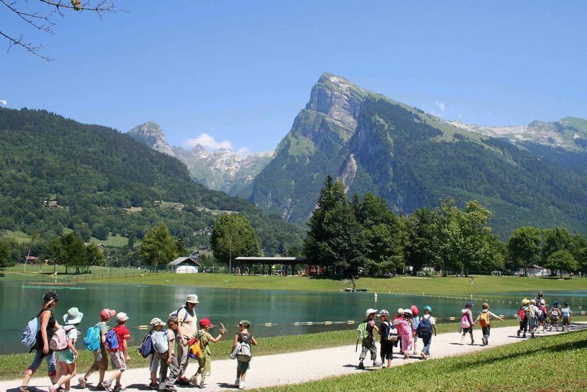 colonie de vacances dans les Alpes