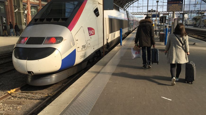 Une nouvelle séquence de grève est prévue à la SNCF (illustration).