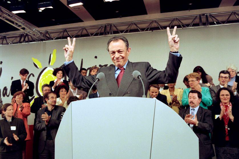 En 1994, Michel Rocard était premier secrétaire du parti socialiste.