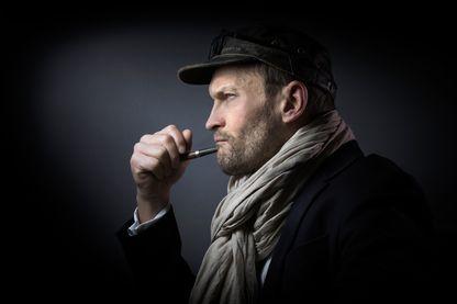 Sylvain Tesson - 2016