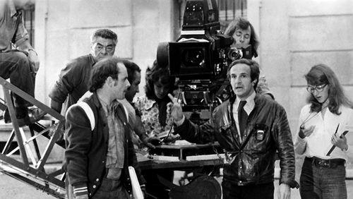 """La Nuit rêvée Didier Blonde (2018) (9/10) : François Truffaut : """"Je ne sais pas les thèmes de mes films à l'avance, j'ai intérêt à rester un instinctif"""""""