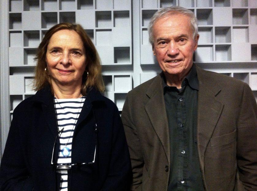 Christine Van Assche et Raymond Bellour
