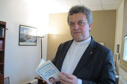 Mgr Benoist de Sinety. Vicaire général de l'archidiocèse de Paris le 5 avril 2018