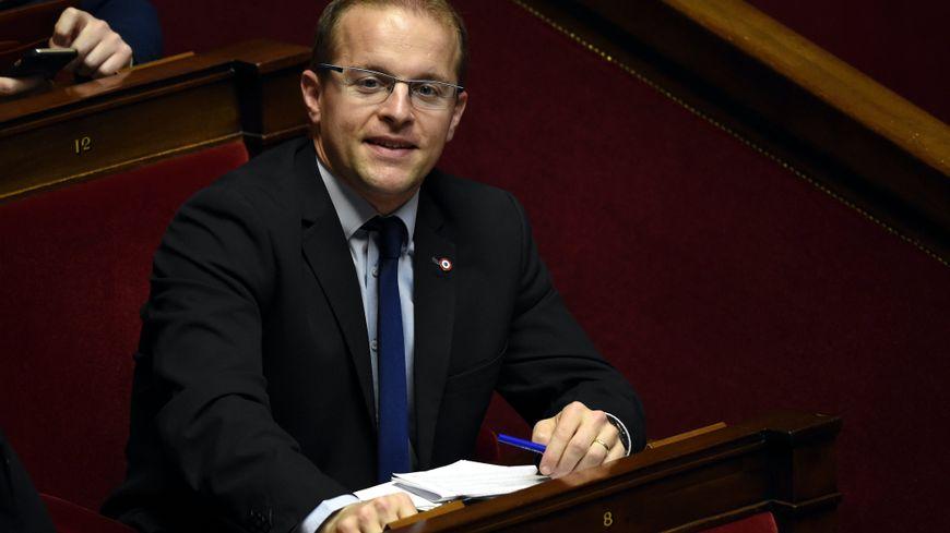 Thibaut Bazin est le député de la 4ème circonscription de Meurthe-et-Moselle