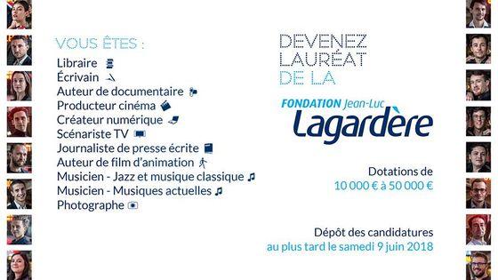 Fondation Lagardère