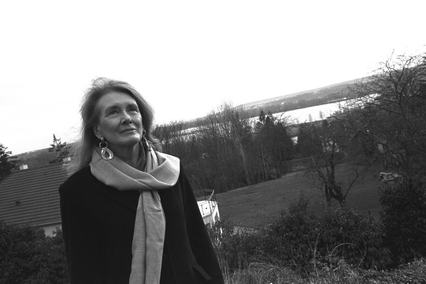 """Annie Ernaux en février 2000, au moment de la publication de """"L'événement"""""""