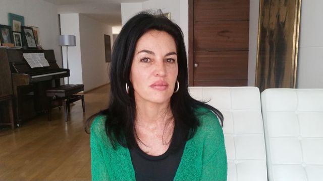 Sofia Gaviria préside la fédération des victimes de Colombie