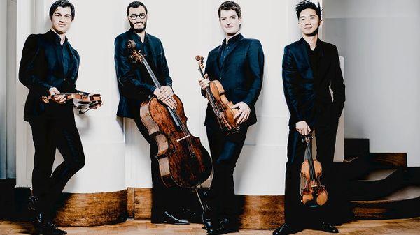 Mozart et Zemlinsky par le Quatuor Arod