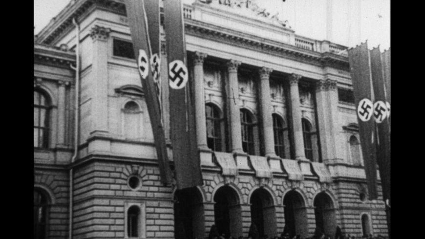 L'université de Strasbourg en 1941