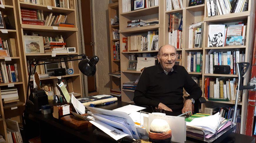 Georges Durou a légué le travail d'une vie, aux archives départementales de la Gironde