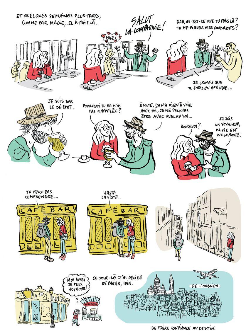 """""""Les Descendants"""" Pauline Aubry / Les Arènes"""
