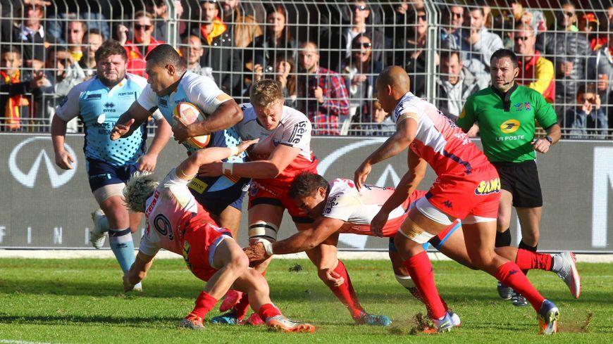 Perpignan a surpassé Grenoble dimanche après-midi et accède au Top 14