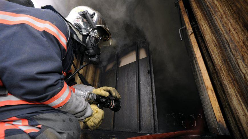 Les pompiers sont intervenus mercredi soir peu après 23 heures (photo d'illustration)