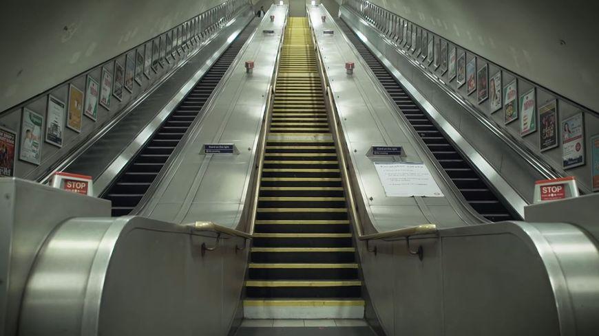 La progression dans le milieu du travail ressemble à une montée d'escalier ou d'escalator selon si on est un homme ou une femme