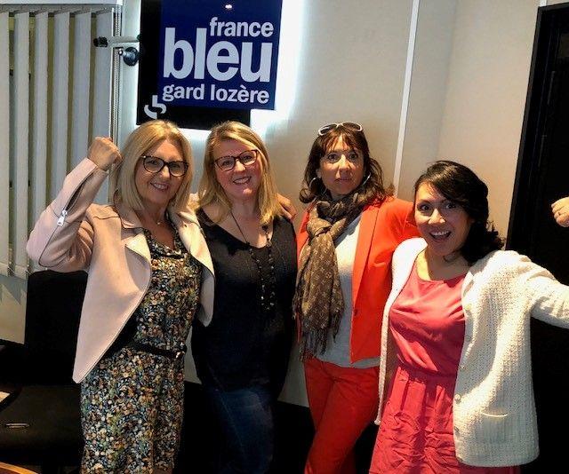Androgyne Servane, Céline, Isabelle et Letty