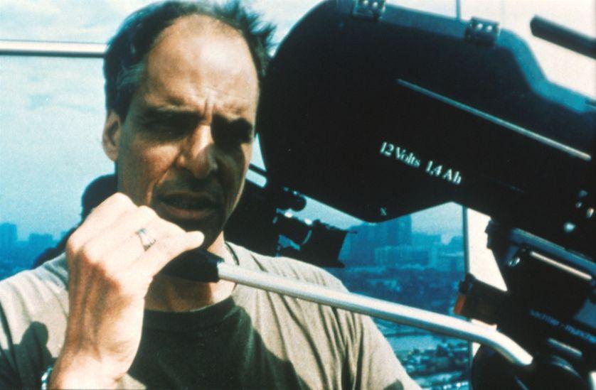 Le cinéaste Robert Kramer