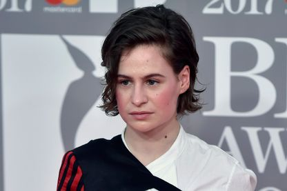 Christine and the Queens en 2017