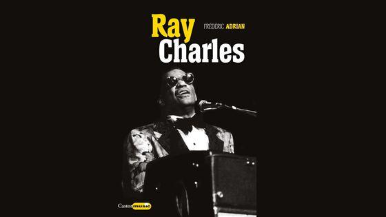 Ray Charles par Frédéric Adrian