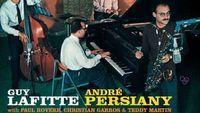 Jazz au Trésor : Guy Lafitte et André Persiany - Les Classiques du jazz