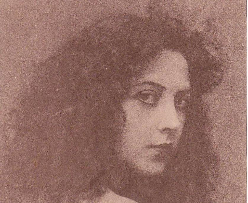 Musidora, comédienne et réalisatrice française