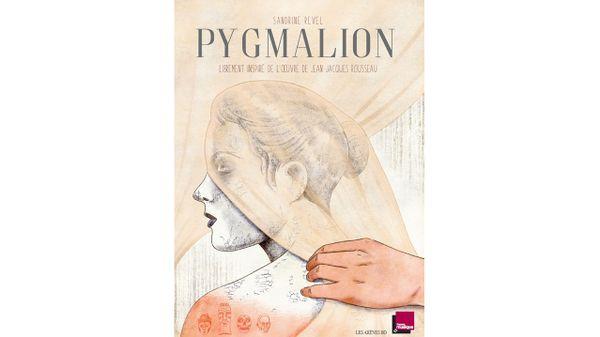 L'adaption du Pygmalion de Rousseau en bande dessinée par Sandrine Revel